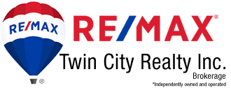 RE/MAX TWIN CITY INC logo
